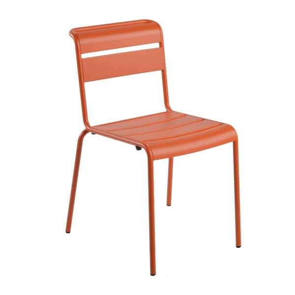 Chaise de jardin vintage en métal - Lutetia 21 - 19