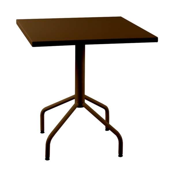 Table de jardin pliante en métal - Riviera 4 12 - 13