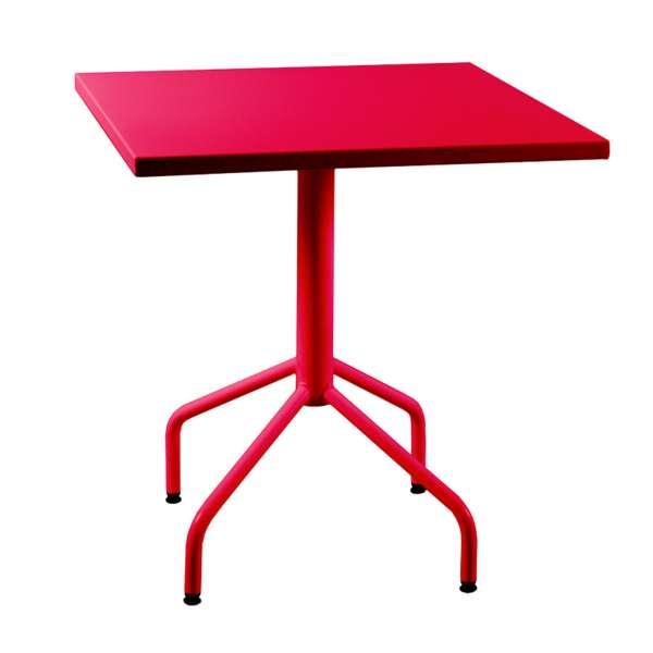 Table de jardin pliante en métal - Riviera 4 14 - 15
