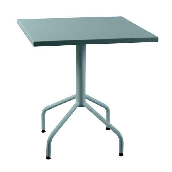 Table de jardin pliante en métal - Riviera 4 19 - 20