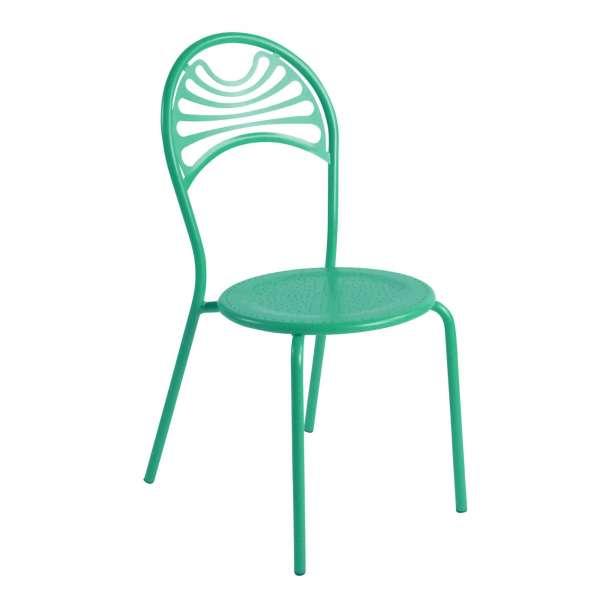 Chaise de jardin contemporaine en métal - Cabaret 2 - 2