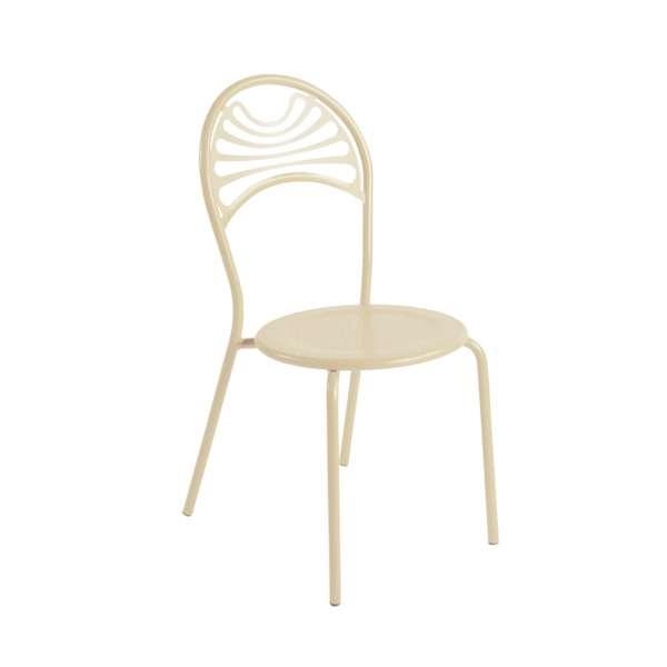 Chaise de jardin contemporaine en métal - Cabaret 5 - 5