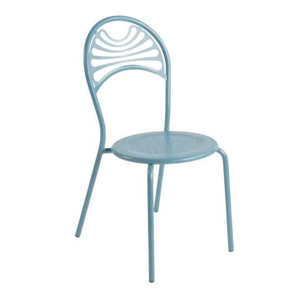 Chaise de jardin contemporaine en métal - Cabaret 6 - 6