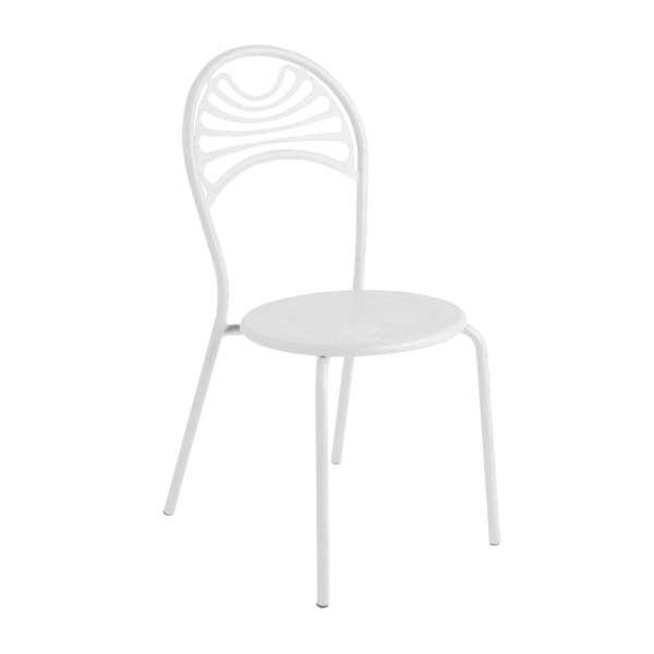 Chaise de jardin contemporaine en métal - Cabaret 9 - 9