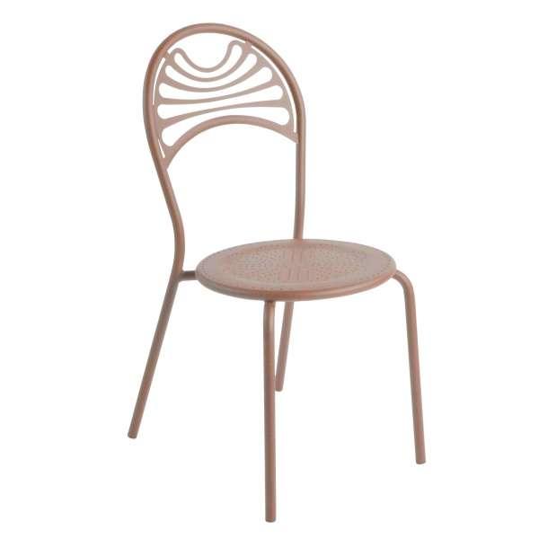 Chaise de jardin contemporaine en métal - Cabaret 13 - 13
