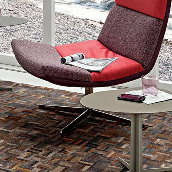 Table basse moderne en métal - Sabrina 2 - 2