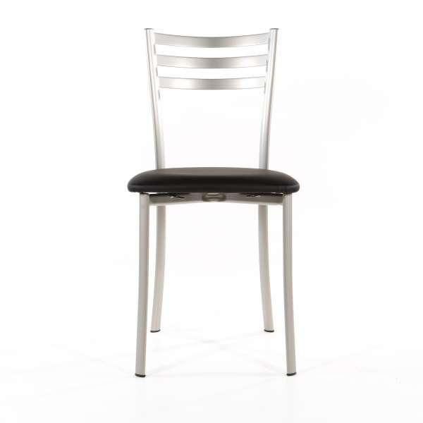 Chaise de cuisine rembourrée en métal - Ace 1320 - 11