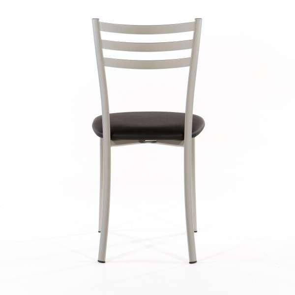 Chaise de cuisine rembourrée en métal - Ace 1320 - 12