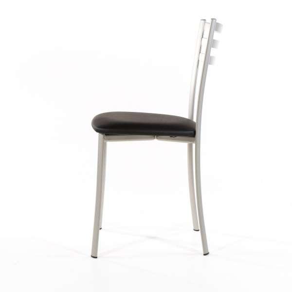 Chaise de cuisine rembourrée en métal - Ace 1320 - 13