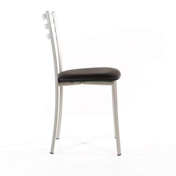 Chaise de cuisine rembourrée en métal - Ace 1320 - 14