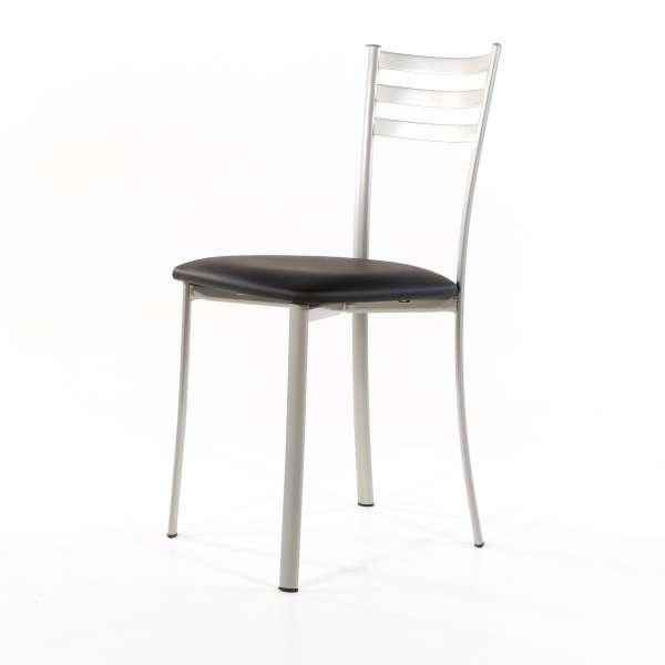 Chaise de cuisine rembourrée en métal - Ace 1320 - 15
