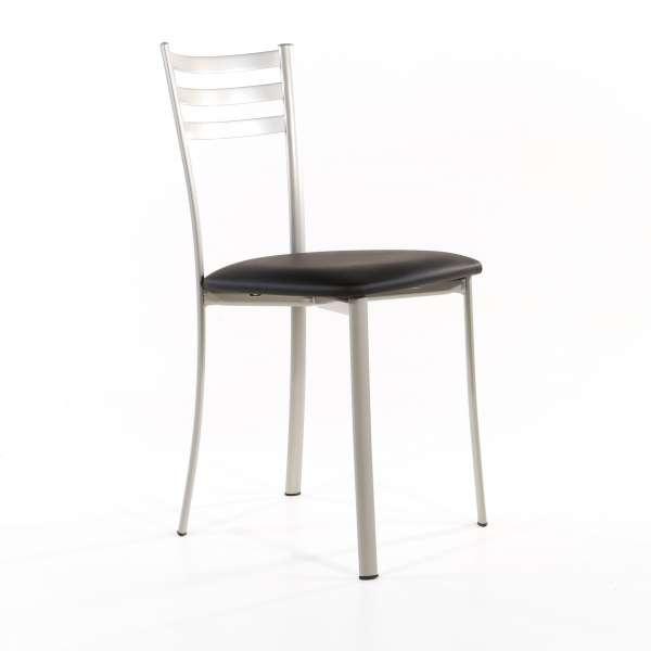 Chaise de cuisine rembourrée en métal - Ace 1320 - 16