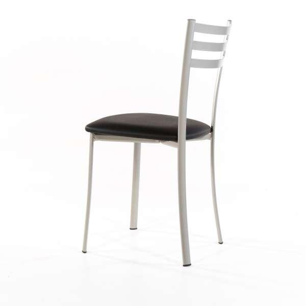 Chaise de cuisine rembourrée en métal - Ace 1320 - 18