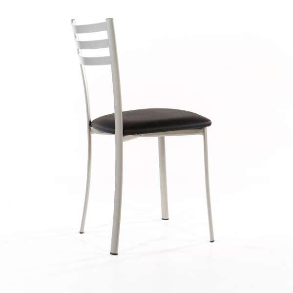 Chaise de cuisine rembourrée en métal - Ace 1320 - 19