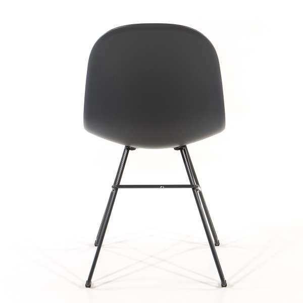 Chaise design en polypropylène et métal - 1664 Academy Connubia 5 - 5