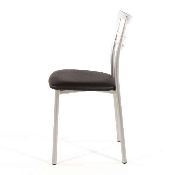 Chaise de cuisine en synthétique et métal - Go 1419 47 - 60