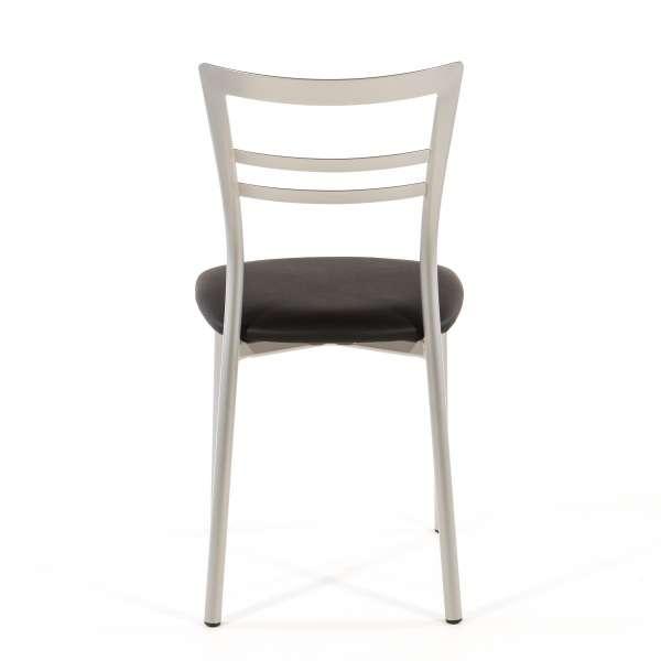 Chaise de cuisine en synthétique et métal - Go 1419 49 - 62
