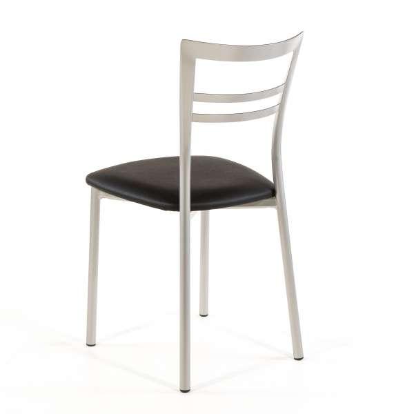 Chaise de cuisine en synthétique et métal - Go 1419 50 - 63