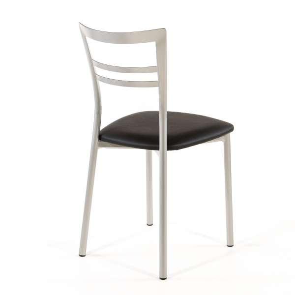 Chaise de cuisine en synthétique et métal - Go 1419 51 - 64
