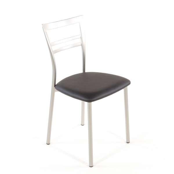 Chaise de cuisine en synthétique et métal - Go 1419 55 - 68