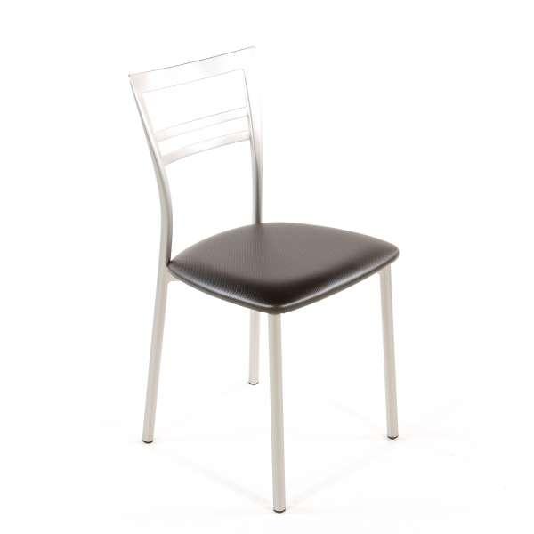 Chaise de cuisine en synthétique et métal - Go 1419 123 - 69