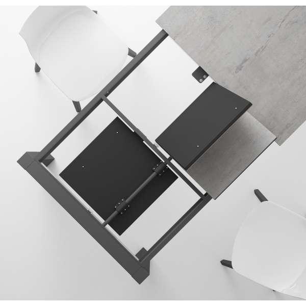 Table en céramique extensible Quadra  - 8