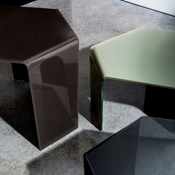 Table basse design en verre - 3 Feet Sovet® 4 - 4