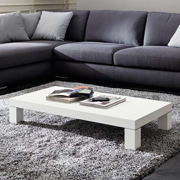 Table Basse Contemporaine Rectangulaire Anna