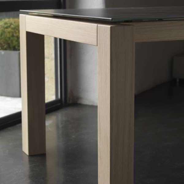 Table de salle à manger extensible en céramique rectangulaire - Cera concept V 3 - 3