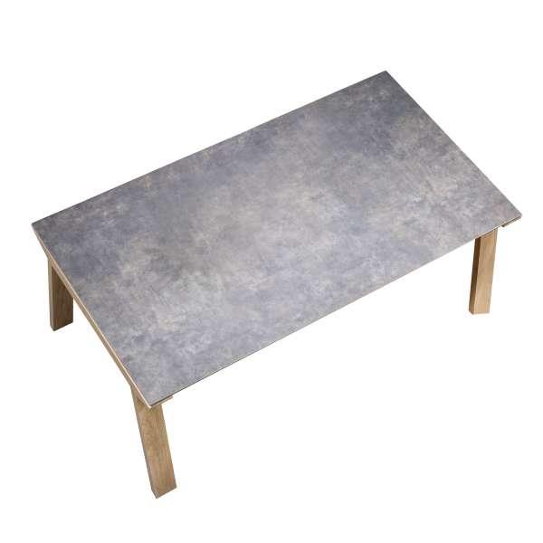 Table de salle à manger extensible en céramique rectangulaire - Cera concept V 5 - 5