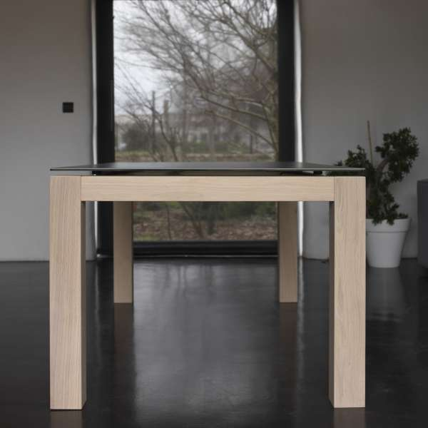 Table de salle à manger extensible en céramique rectangulaire - Cera concept V 4 - 4