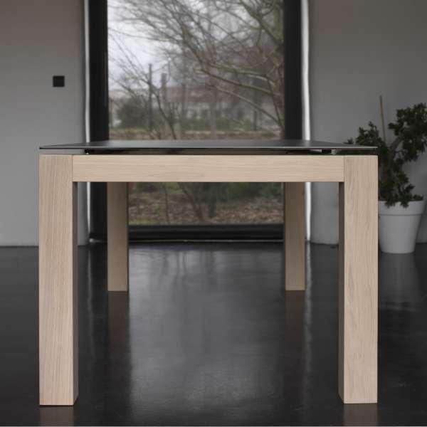Table de salle à manger extensible en céramique rectangulaire - Cera concept V 11 - 11