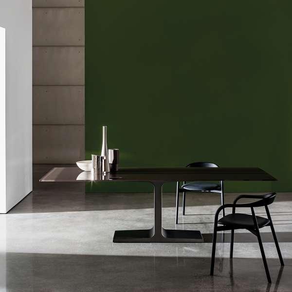 Table design en verre rectangulaire - Palace Sovet® 9 - 3