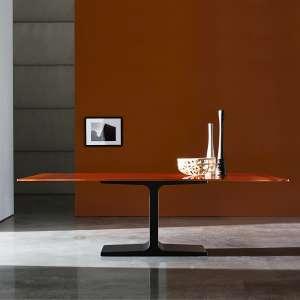 Table design en verre rectangulaire - Palace Sovet® 10