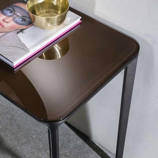 Console en verre - Slim 8 Sovet® 10 - 4