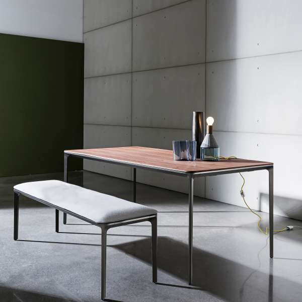 Table design plateau bois - Slim Sovet® 3 - 3