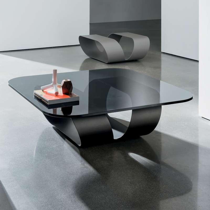 Table Basse Design En Verre Ring Sovet 4 Piedscom
