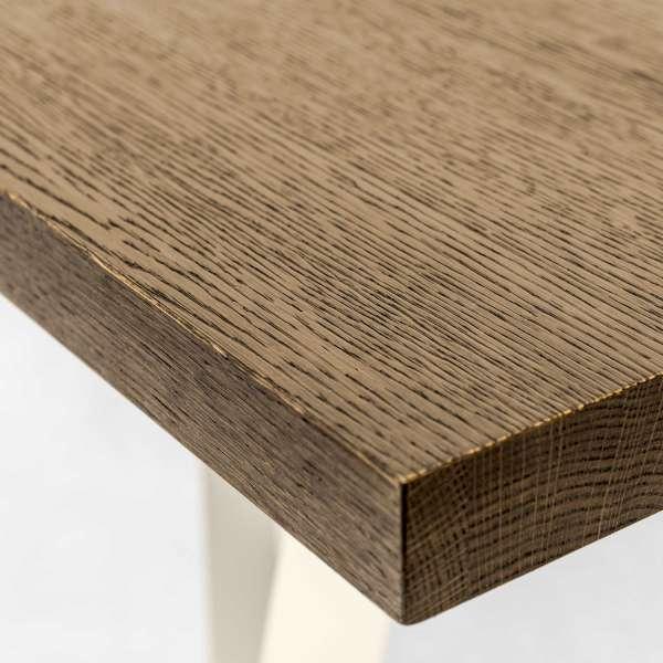 Table design en métal et bois - Wave 9 - 11