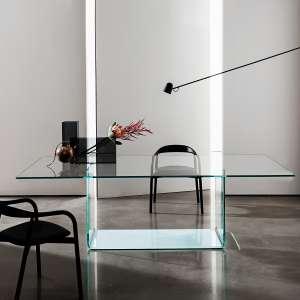Table de salle à manger design en verre - Valencia Sovet®