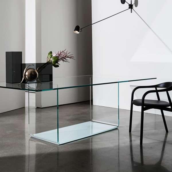 Table de salle à manger design en verre - Valencia Sovet® 2 - 2