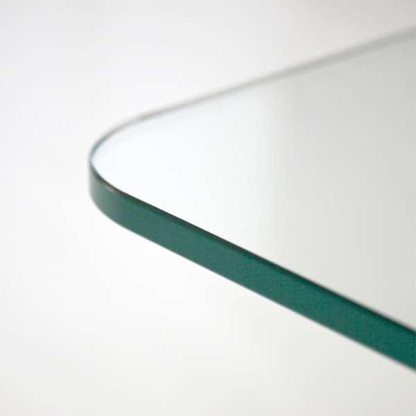 Table en verre design carrée 140 x 140 cm - Lambda Sovet® 8 - 5