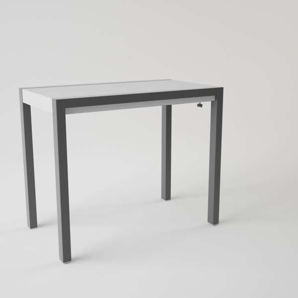 Table en verre extensible pour petit espace - Concept Minor 6 - 3