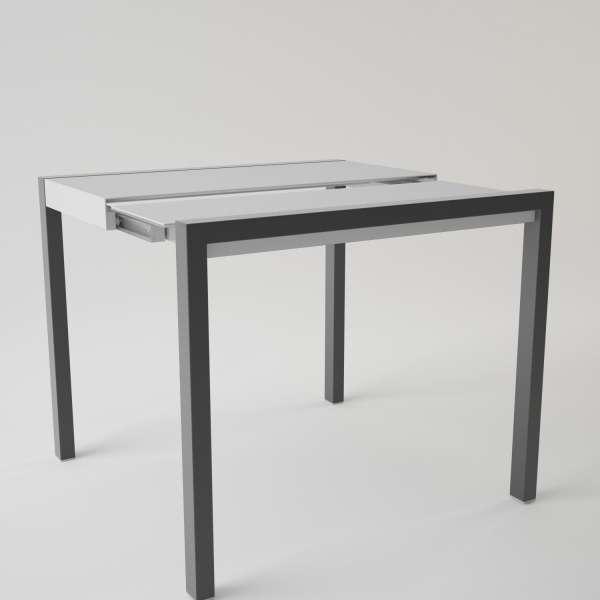 Table en verre extensible pour petit espace - Concept Minor 7 - 4