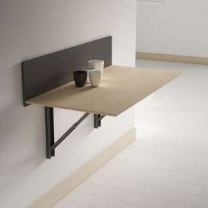 Table pliante murale contemporaine - Click