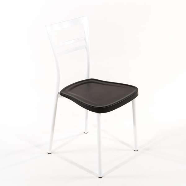 Chaise de cuisine en polypropylène et métal - Go 1419 7 - 7
