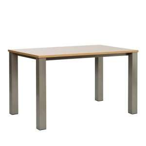 Table de cuisine snack rectangle en stratifié - Quinta