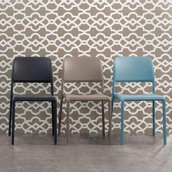 Chaise en polypropylène - Riva Bistrot 2 - 1