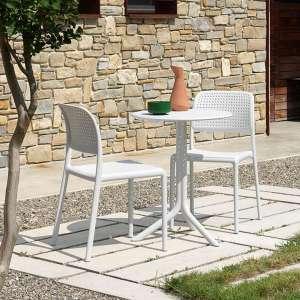 Chaise de jardin en polypropylène - Bora Bistrot 2