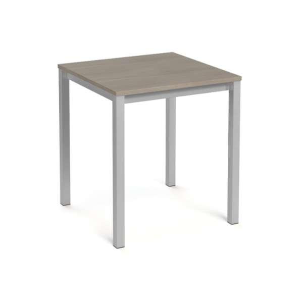 Table snack de cuisine carrée en stratifié - Vienna 4 - 6