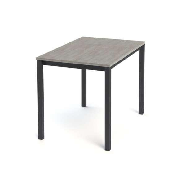 Table snack de cuisine rectangle en stratifié - Vienna - 2